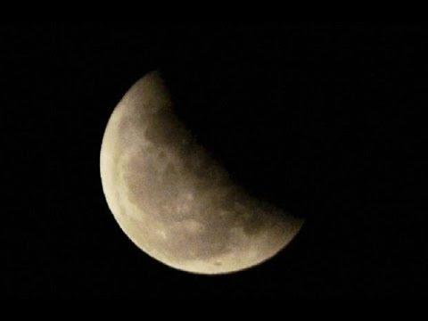 हेर्नुहोस नासाले गरिहेको चन्द्रग्रहण लाईभ दृष्य